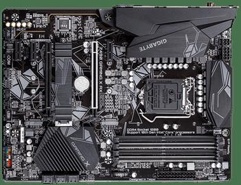 M/B Z490 GAMING X AX 1.0