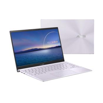 Zenbook AMD, R7-4700U, WIN10-P, 14.0 FHD, 8GB, 512G PCIE, Integrated Graphics, 1x HDMI 2.0a, 1x USB 3.1, 2x USB-C, Lilac Mist, 1 YR PUR