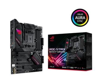 ASUS AMD ATX ROG STRIX B550 F Gaming Motherboard AM4 Dual DDR4, HDMI, Dual M.2