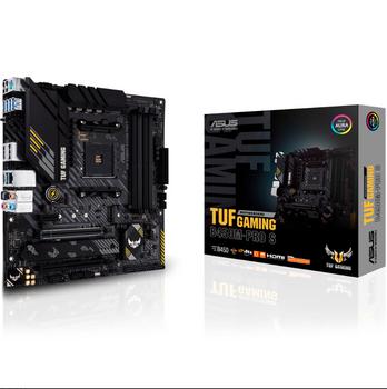 ASUS AMD mATX TUF B450 PRO Gaming AM4 64GB Dual DDR4-SDRAM