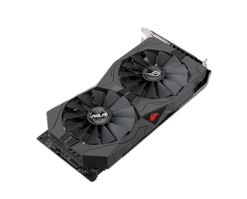 Asus AMD ROG Strix Radeon RX570 8GB GDDR5 Gaming Graphics Card