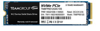 TEAM SSD MP33 512G (NVME)