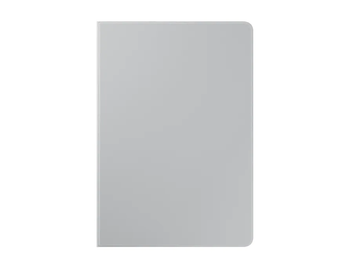 Tab S7 Book Cover Light Grey