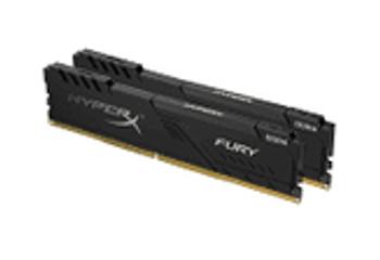16GB 3600MHz DDR4 CL17 DIMM (Kit of 2) 1Rx8 HyperX FURY Black