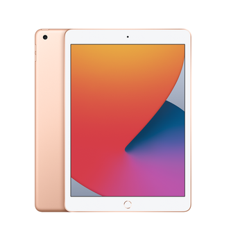 "Apple iPad (8th Generation) 10.2"" Wi-Fi 128GB Gold"