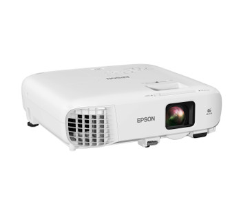 EPSON EB-992F FHD 3LCD 4000 ANSI LUMENS LAN HDMI 16W SPEAKER LAMP LIFE UP TO 12000 HRS