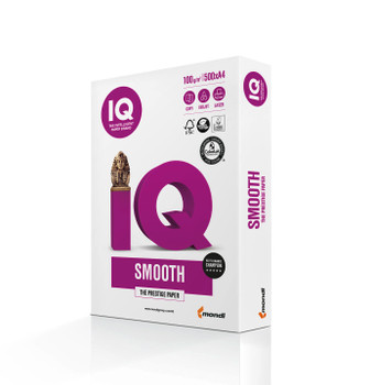 IQ Smooth 180090386 100gsm Mondi A4 Digital Grade Paper