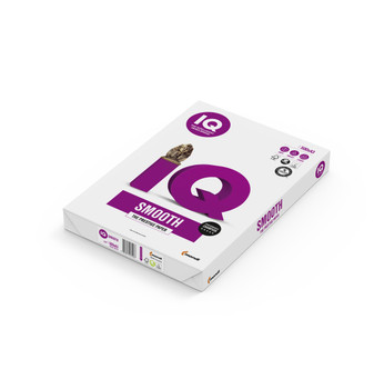 IQ Smooth 180090368 100gsm Mondi A3 Digital Grade Paper