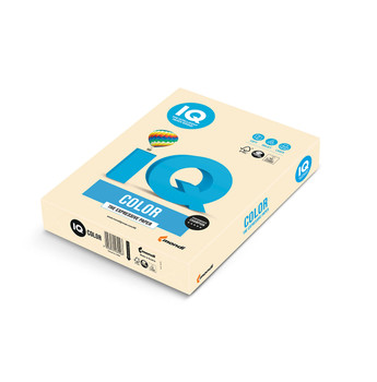 IQ Color 180093949 CR20 Cream Mondi A4 80gsm Tinted Paper