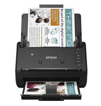 EPSON WORKFORCE ES-500WR ACCOUNTING DOCUMENT SCANNER