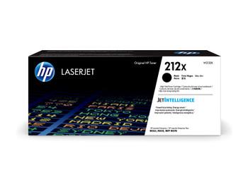 HP 212X (W2120X) LaserJet M554/M555/M578 High Yield Black Toner Cartridge