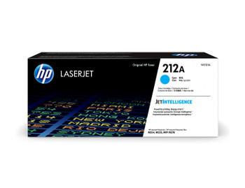 HP 212A (W2121A) LaserJet M554/M555/M578 Standard Yield Cyan Toner Cartridge