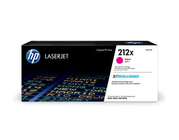 HP 212X (W2123X) LaserJet M554/M555/M578 High Yield Magenta Toner Cartridge