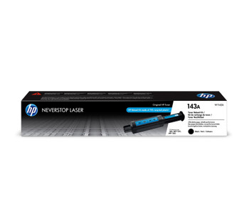 HP 143A (W1143A) Black Original Neverstop Toner Reload Kit
