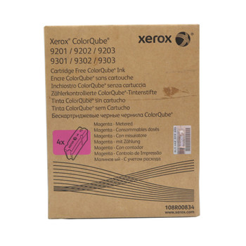 Fuji Xerox Phaser 108R00834 Magenta Ink Cartridge