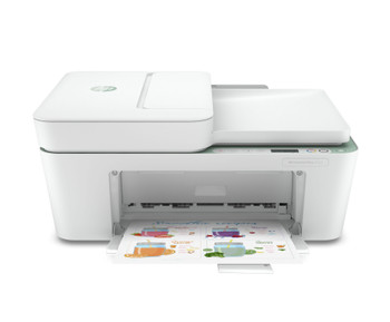 HP DeskJet Plus 4122 A4 Wireless All-in-One Inkjet Printer