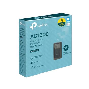 TP-Link AC1300 Mini Wi-Fi MU-MIMO USB Adapter