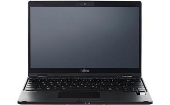 "Fujitsu Lifebook U9310X Red, i7-10610U, 16GB RAM, PCIe 1TB SSD, 13.3"" FHD Touch&Pen/Windows Hello+Rear, Palm, W10P, LTE Optional Upgrade Available"