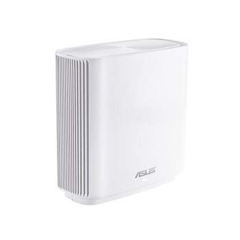 Asus AC3000 Tri-band Mesh Gigabit Router 802.11ac, Gbe(4), Usb 3.1, Ant(6), White, 3yr Wty