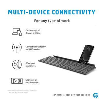 HP Envy Dual Mode Wireless Keyboard