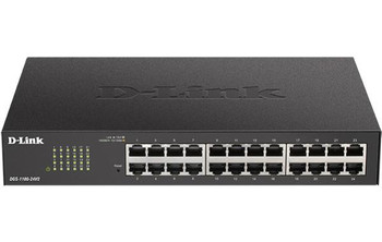 D-Link 24-Port Gigabit Smart Managed Switch
