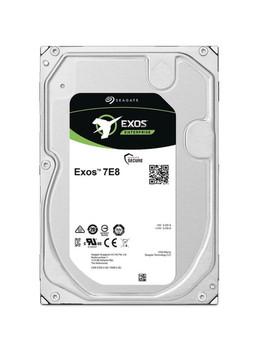 "Seagate Exos Enterprise 512e Internal 3.5"" Sata Drive, 2tb, 6gb/s, 7200rpm, 5yr Wty"