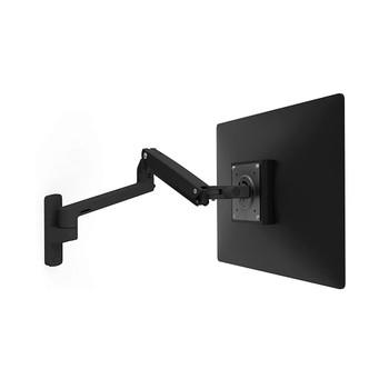 Ergotron MXV Wall Monitor Arm Matte Black