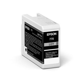 Epson 46S Light Grey Ink Cartridge