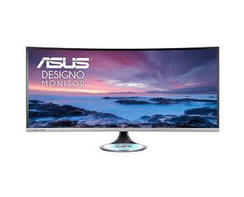 "Asus MX38VC 37.5"" UWQHD HDMI DP Curved Monitor"