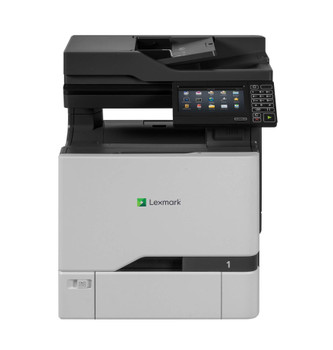 Ex-Demo Lexmark CX725dhe 47ppm A4 Colour Multifunction Laser Printer