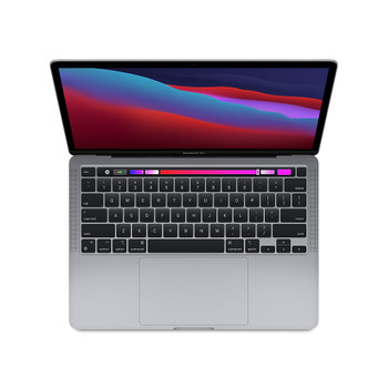 """Apple MacBook Pro 13"""" with Touch Bar M1 Chip/8GB/512GB - Space Grey"""