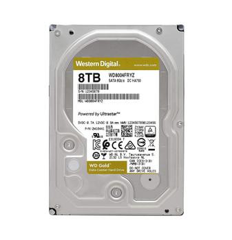 Western Digital 8TB Gold 256 MB Enterprise Class Internal Hard Drive