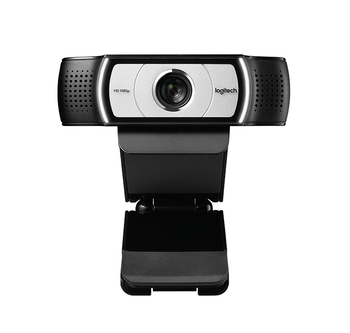 Logitech C930e 1080p HD Business Webcam with H.264 Compression