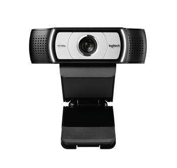 Logitech C930c FHD 1080p Ultra Wide Angle Webcam