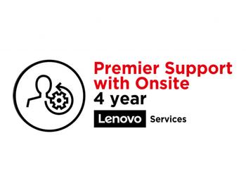 Lenovo ThinkPad Maintstream 4yr Premier Support With Onsite Nbd Upgrade From 3yr Prem (virtual)