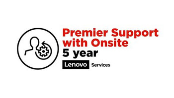 Lenovo ThinkPad Maintstream 5yr Premier Support With Onsite Nbd Upgrade From 1yr Os (virtual)