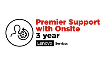 Lenovo ThinkPad Workstation 3yr Premier Support With Onsite Nbd Upgrade From 3yr Os (virtual)
