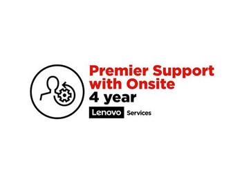 Lenovo Thinkvision 4yr Premier Support (virtual)
