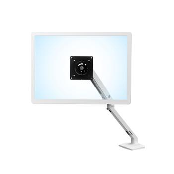 Ergotron MXV Desk Monitor Arm (White)