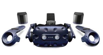 VIVE Pro kit - VIVE PRO HMD, 2x Controllers, 2 x Base Station 2.0