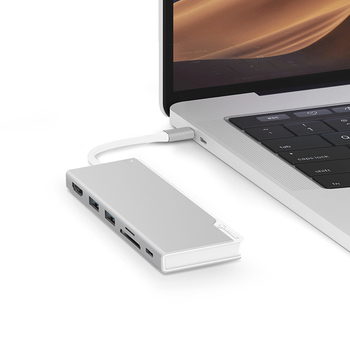 ALOGIC Ultra USB-C Dock UNI - Silver