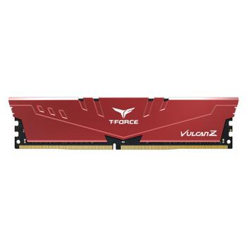 VULCAN Z DDR4 GAMING MEMORY DIMM 8GB 2666MHz Red heatspreader