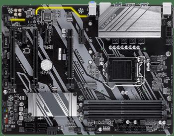 INTEL, Z390, ULTRA DURABLE, LGA1151, 4xDDR4, 1xHDMI, 1xRJ45, 6xPCI-E, ATX, 1xM.2, 6xSATA, 3 Years Warranty