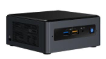 Intel NUC Kit NUC8i5BEH (No Power Cord)