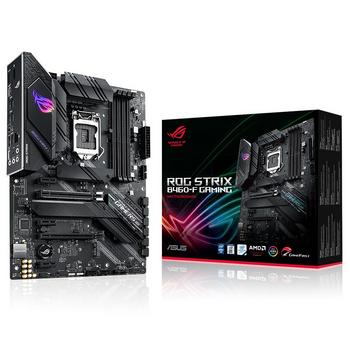 ASUS Intel ROG STRIX B460 Gaming Motherboards for Comet Lake S 10th Gen CPU