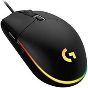 Logitech G203 LIGHTSYNC Gaming Mouse - BK