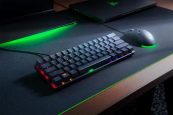 Razer Huntsman Mini-60% Optical Gaming Keyboard (Linear Red Switch)-FRML Packaging