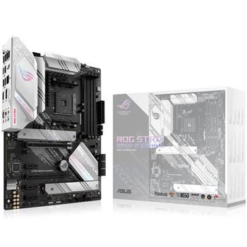 ASUS AMD ROG Strix B550-E Gaming AMD AM4 (3rd Gen Ryzen) ATX Gaming Motherboard (PCIe 4.0, NVIDIA SLI, WiFi 6, 2.5Gb LAN, 14+2 Power Stages