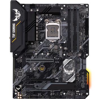 ASUS Intel TUF Gaming H470-PRO WiFi 6 LGA1200 (Intel 10th Gen) ATX Gaming Motherboard (WiFi 6, Intel 1Gb LAN, Front Panel TypeC Connector)