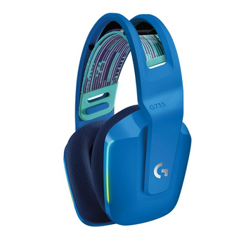 Logitech G733 LIGHTSPEED Wireless RGB Gaming Headset BLUE